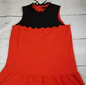 NWOT Victoria Beckham Target Sleeves Shift Dress